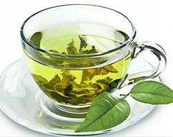 Зеленоватый чай