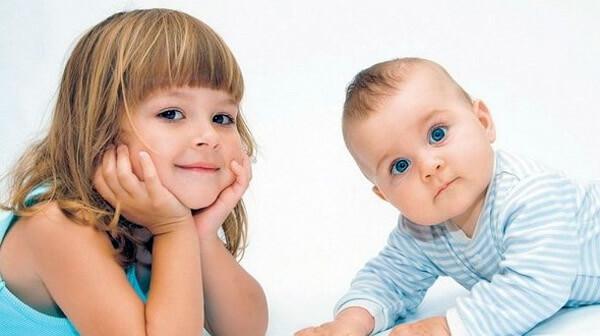 Двое детей или идин