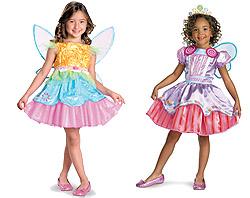 Красивые детские платья (фото)
