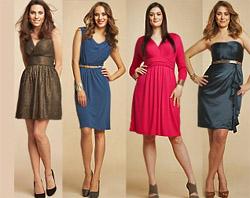 ae1a1d8e364 Как подобрать платье по типу фигуры  Правильно ...