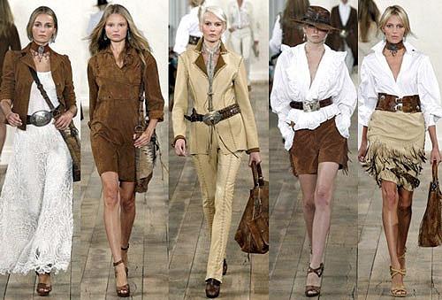 2fa4fd349eec Стиль кантри в одежде для женщин  материал, фасон и расцветки.