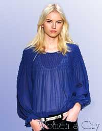 Модные Блузки 2012-13