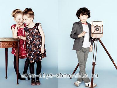 детская мода для девочек
