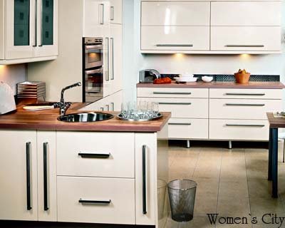 Кухни выбор цвета