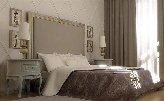 Кровать по фен-шуй (фото)