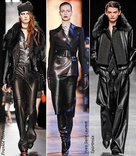 Модные тенденции сезона осень зима 2012