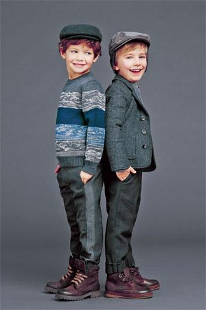 Модная одежда для мальчиков (фото