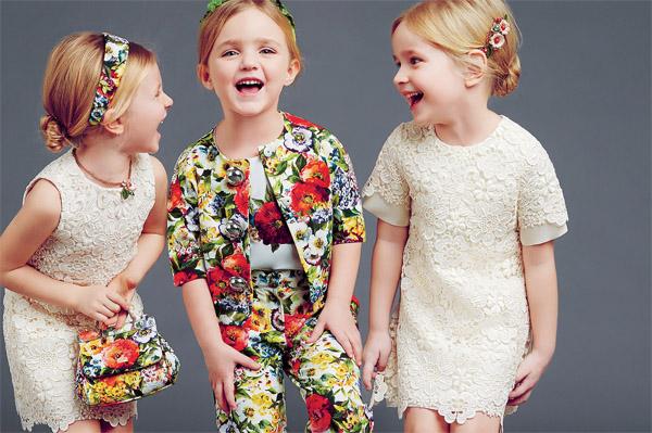 модная одежда для девочек весна лето