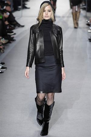 sezonmoda.ru - Кожаные куртки женские 2015