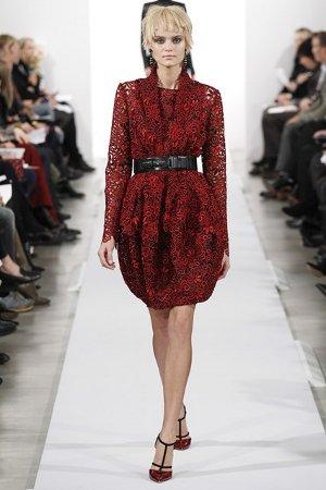 Кружевное платье (фото)