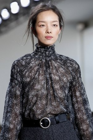 4a04fa74473 Модные блузки сезона осень-зима 2014-2015 - фото новинок
