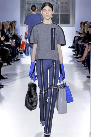 Классические женские брюки 2014-2015 (фото)