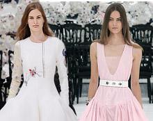Модные платья сезона осень-зима 2014-2015 (фото)