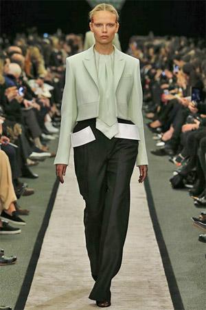 Жакет из коллекции Givenchy fall/winter 2014-2015