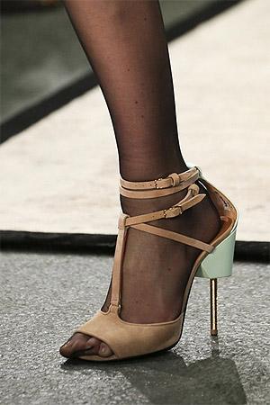 Какие туфли в моде 2015