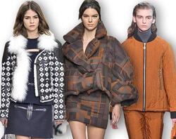 Модные женские куртки осень-зима 2015-2016 – Новинки, фото d481cf4b787