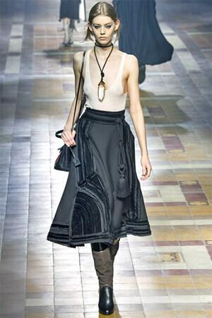 Модные юбки осень-зима 2 15-2 16 | фото - 2 16 год