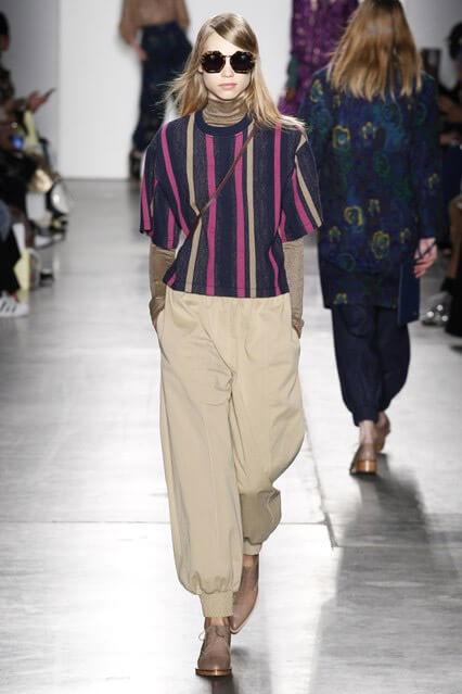Модные женские брюки весна-лето 2019. Фото изоражения