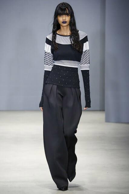 Модные юбка-брюки 2017
