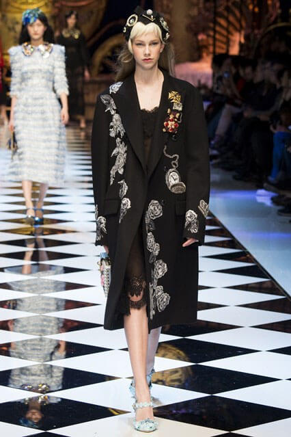 Oversize от Dolce and Gabbana