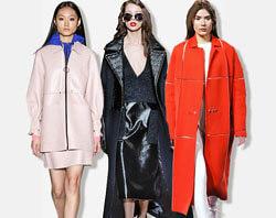 Модные женские плащи осень-зима 2016-2017 – новинки, 53 фото