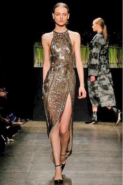 Модное коктейльное платье 2016-2017 от Dolce and Gabbana
