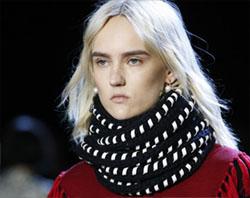 Модный шарф осень-зима 2016/2017 (фото)