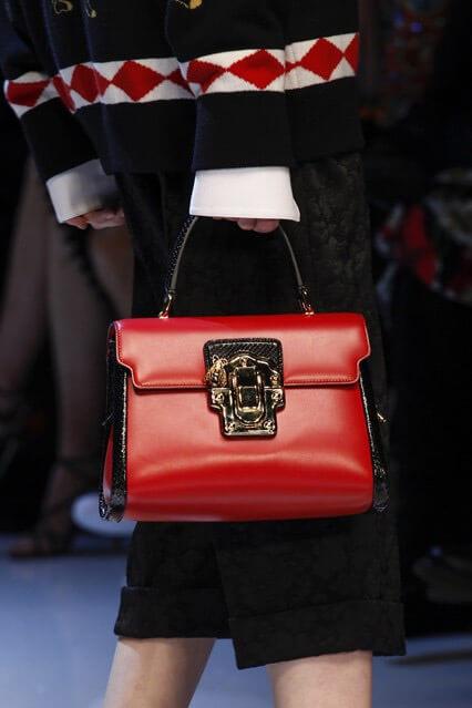 1d0019d0d0ef Модная маленькая сумочка из коллекции осень-зима 2016/17 от Dolce and  Gabbana ...