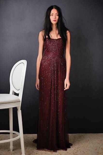 9aa4e1204ba Синее вечернее платье Красивое вечернее платье винного цвета