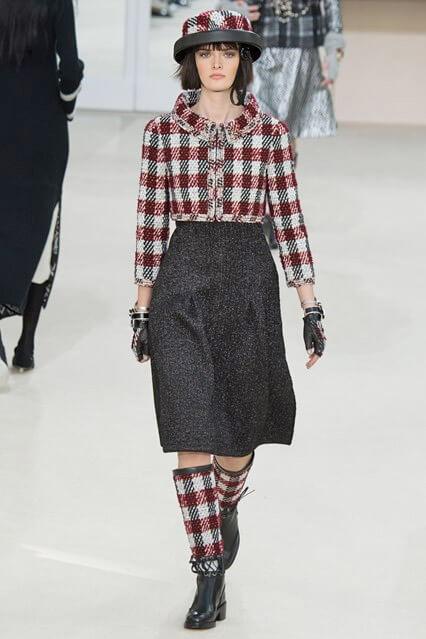 Юбка от Chanel
