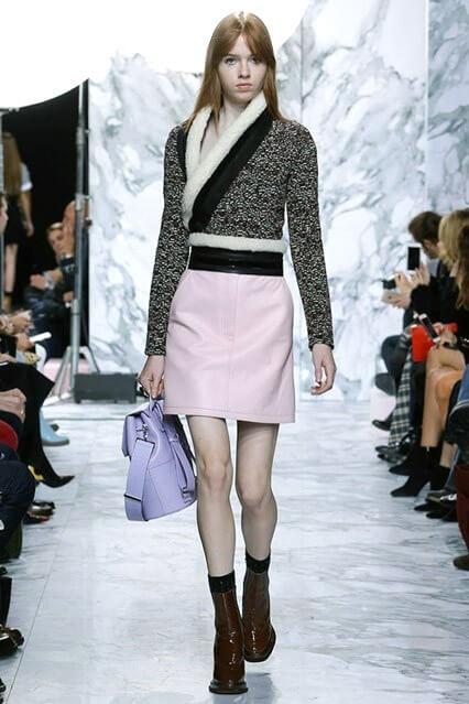 Модная юбка от Carven