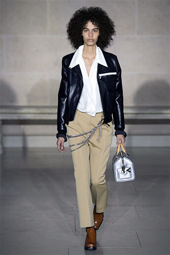 Классические брюки от Louis Vuitton