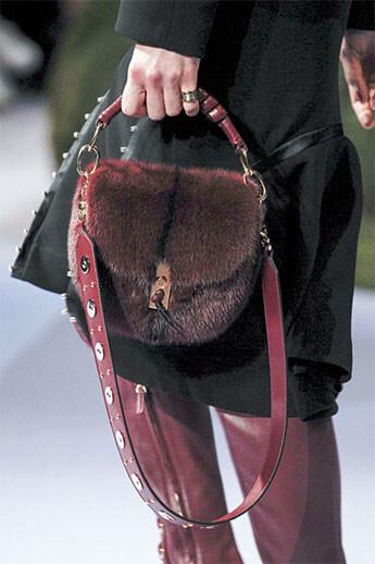 круглая сумка от Altuzarra