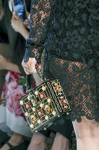 Сумка от Dolce&Gabbana