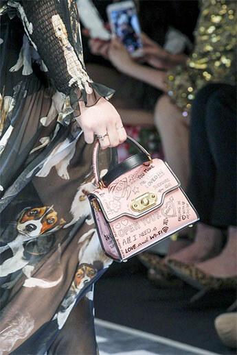 Мини-сумка от Dolce&Gabbana