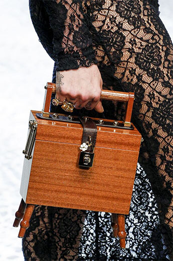Сумка-чемоданчик Dolce&Gabbana