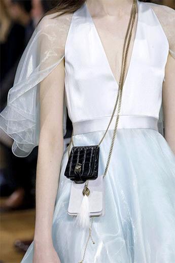 Две сумочки одновременно