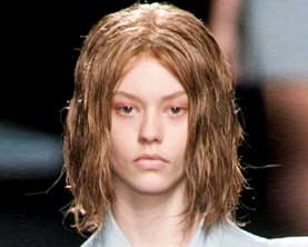 Не нравятся мужчинам прически с эффектом мокрых волос