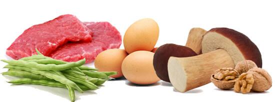 Раздельное питание - первая группа продуктов