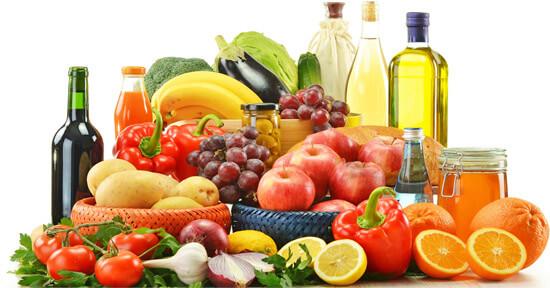 Раздельное питание - вторая группа продуктов