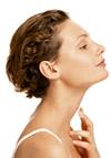 Вытягивание шеи - упражнение
