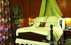 Спальня по фен-шуй. Фото.