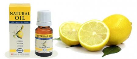 Эфирное масло лимона (фото)