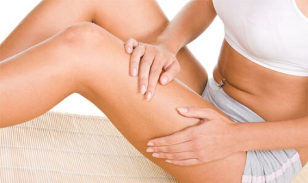 Антицеллюлитный массаж с эфирными маслами (фото)