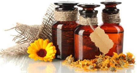 Эфирные масла разных растений (фото)