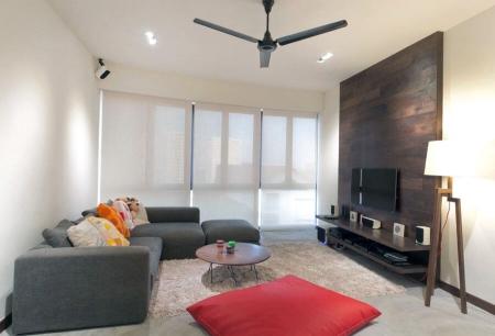 Установка телевизора в гостиной по фен шуй (фото)