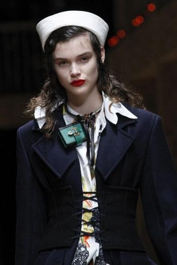 Шляпка-панамка от Prada (фото)