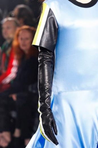 Перчатки от Louis Vuitton (фото)