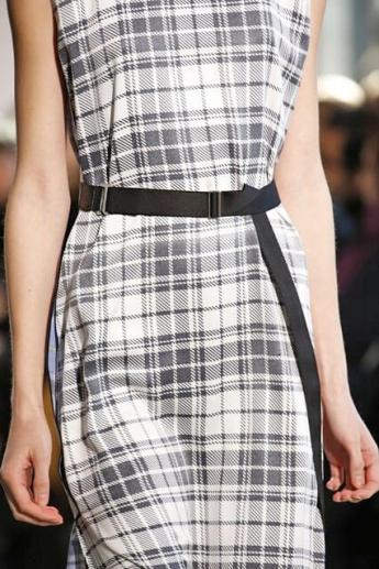 Модный ремень из коллекции Calvin Klein 2016-2017 (фото)