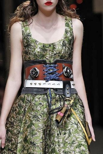 Ремень от Prada (фото)